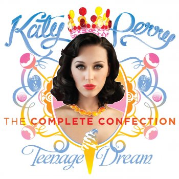 Teenage Dream by Katy Perry - cover art