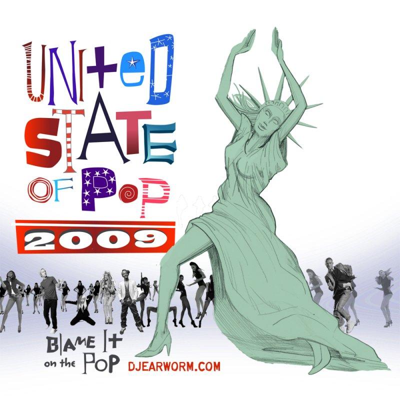 dj earworm blame it on the pop 2009