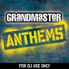 Mastermix Grandmaster Anthems Various Artists - cover art