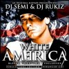 White America Eminem - cover art
