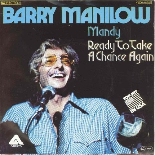 musica mandy barry manilow