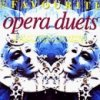 Favourite Opera Duets Various Artists - cover art