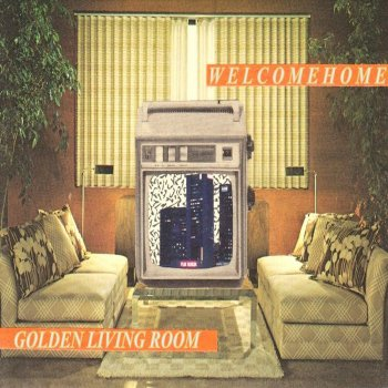 Welcome Home. Golden Living Room