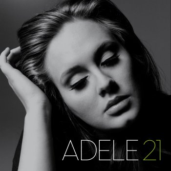 Someone Like You by Adele - cover art