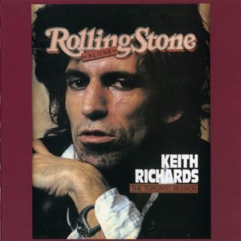 A Stone Alone Keith Richards - lyrics
