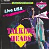 Live USA Talking Heads - cover art