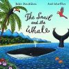 The snail and the whale story with sound effects and music lyrics – album cover