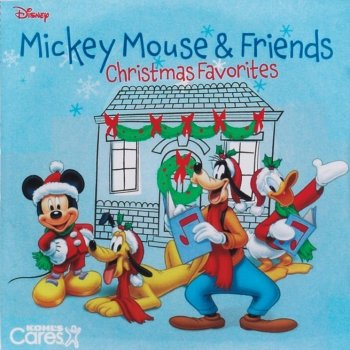 mickey mouse friends christmas favorites - Mickey Mouse Christmas Songs