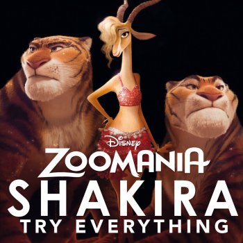 "Testi Try Everything (aus ""Zoomania"")"