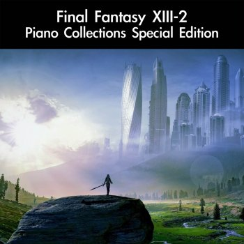 Testi Final Fantasy XIII-2 Piano Collections Special Edition