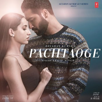 "Pachtaoge (From ""Jaani Ve"") - Single - cover art"