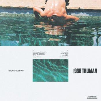 1998 TRUMAN lyrics – album cover