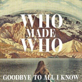 Testi Goodbye to All I Know (Remixes)