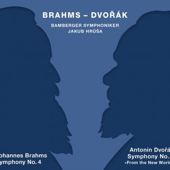 "Testi Brahms: Symphony No. 4 - Dvorák: Symphony No. 9 ""From the New World"""