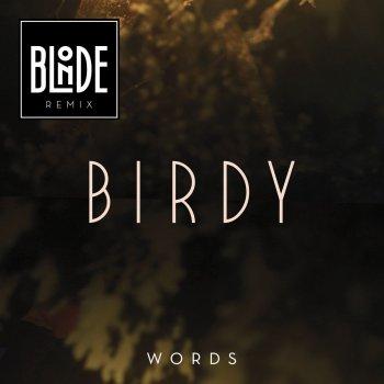 Testi Words (Blonde Remix)