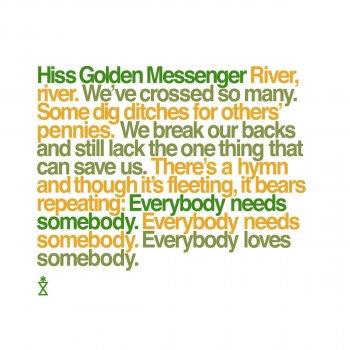 Testi Everybody Needs Somebody