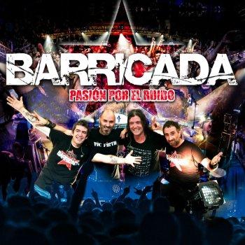 Pasión por el ruido                                                     by Barricada – cover art
