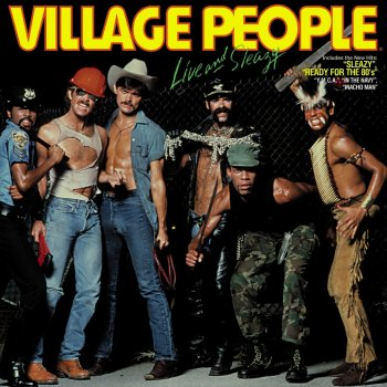 Testi Village People Live and Sleazy (Live Album 1980)