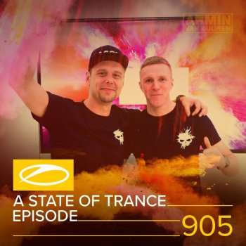 Testi Asot 905 - A State of Trance Episode 905