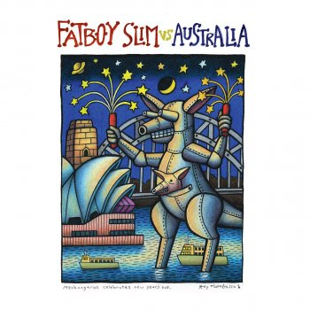 Testi Fatboy Slim vs Australia