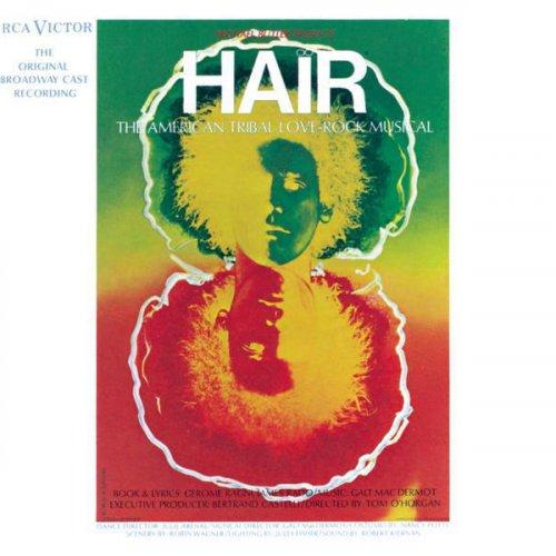 Hair Ensemble, James Rado, Lynn Kellogg & Melba Moore - The