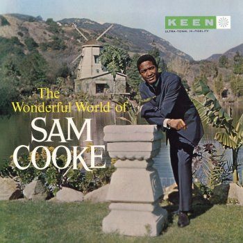 The Wonderful World Of Sam Cooke - cover art