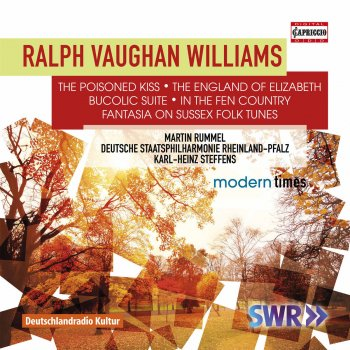 Testi Vaughan Williams: Orchestral Works