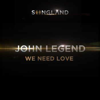 We Need Love (from Songland) - cover art