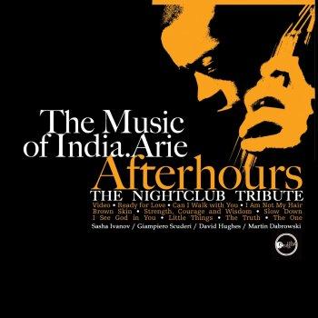 Testi The Music of India.Arie: The Nightclub Tribute