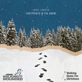 Testi Footprints in the Snow