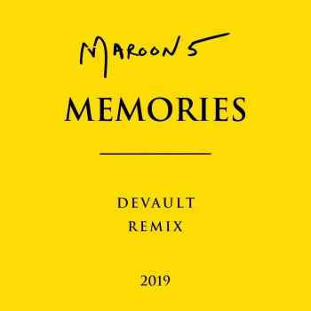 Testi Memories (Devault Remix) - Single