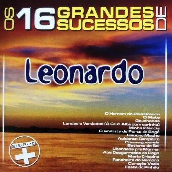 Testi Os 16 Grandes Sucessos de Leonardo - Série +