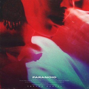 Paranoid by Trevor Daniel - cover art