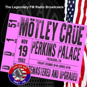 Testi Legendary FM Broadcasts - Perkins Palace, Pasadena CA 19th November 1982
