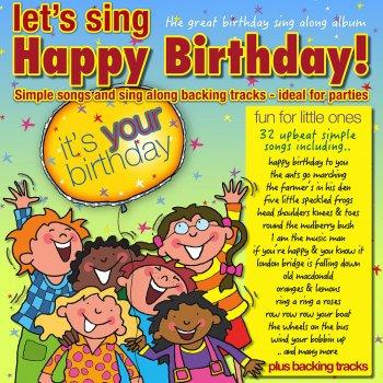 Testi Let's Sing Happy Birthday