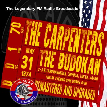 Testi Legendary FM Broadcasts - Budokan, Tokyo Japan 31st May 1974