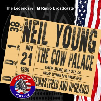 Testi Legendary FM Broadcasts - The Cow Palace, Daly City CA 21st November 1986