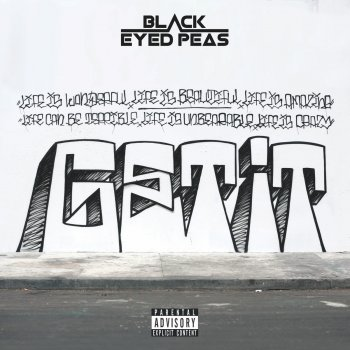 GET IT                                                     by black eyed peas – cover art