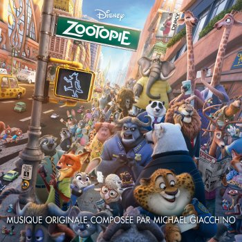 Zootopie (Bande Originale du Film) Ticket to Write - lyrics