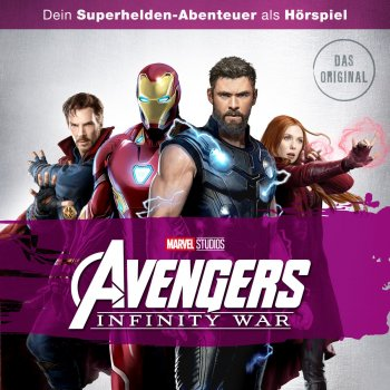 Testi Avengers Infinity War