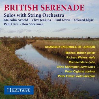 Testi British Serenade: Solos with String Orchestra