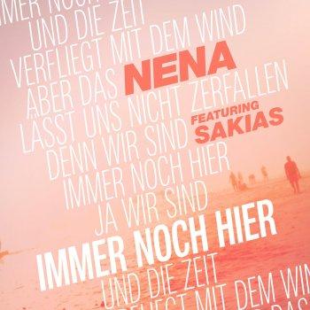 Testi Immer noch hier (feat. SAKIAS)
