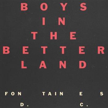 Testi Boys in the Better Land