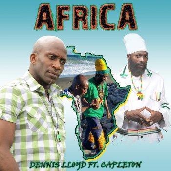 Testi Africa (feat. Capleton)