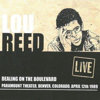 Testi Dealing on the Boulevard: Paramount Theater, Denver, Co, April 12th 1989 (Live)