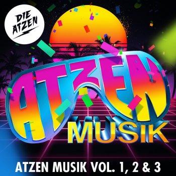 Testi Atzen Musik Vol.1, 2 & 3