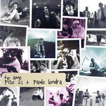 Te Amo lyrics – album cover