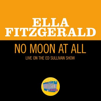 Testi No Moon At All (Live On The Ed Sullivan Show, May 5, 1963) - Single