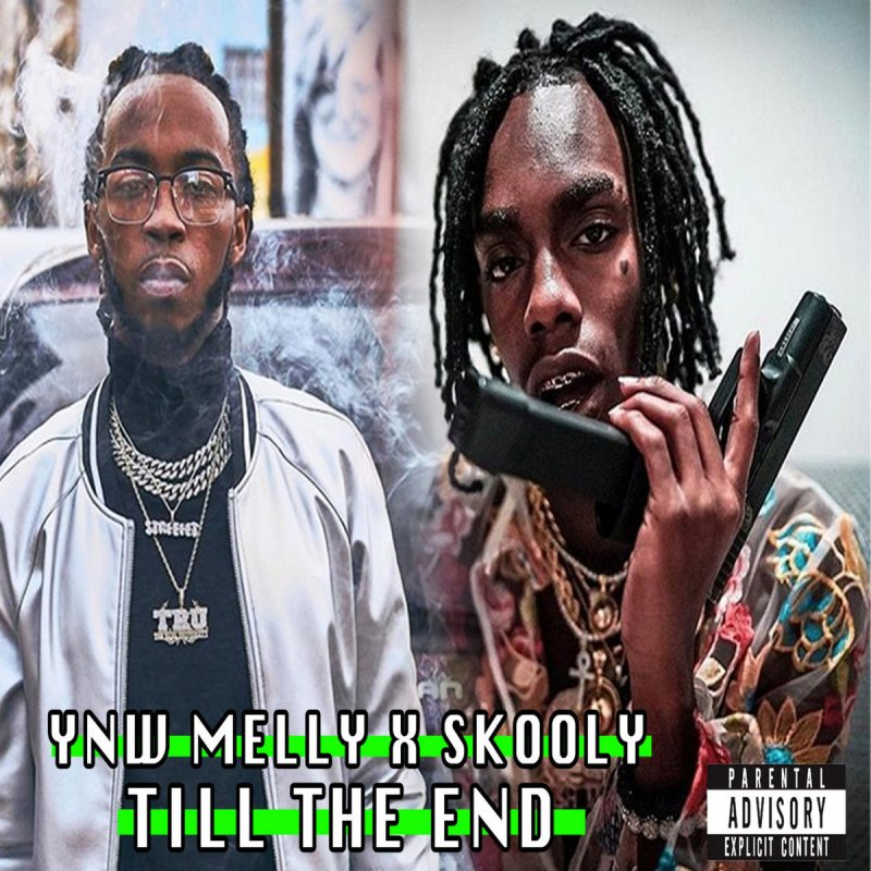 YNW Melly feat  Skooly - Till the End Lyrics | Musixmatch