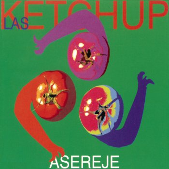 Aserejé (The Ketchup Song) - cover art